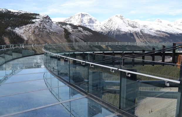 glacier skywalk 5 - banff alberta canada - brewster travel canada - 620