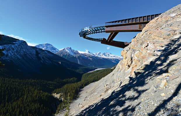 glacier skywalk - banff alberta canada - brewster travel canada - 620