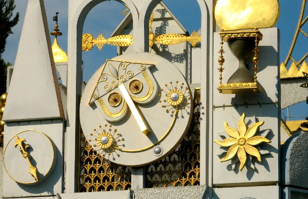 Disneyland/It's a Small World