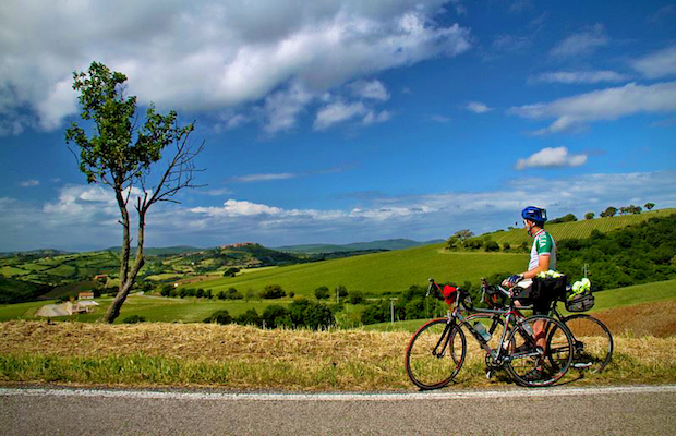tuscany by the sea - bike tour - vbt bicycling and walking vacations - 620