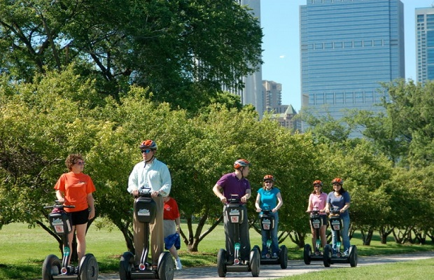 Absolutely Chicago Segway