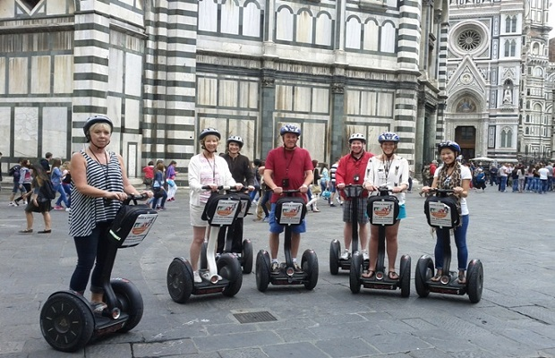 Italy Segway Tours