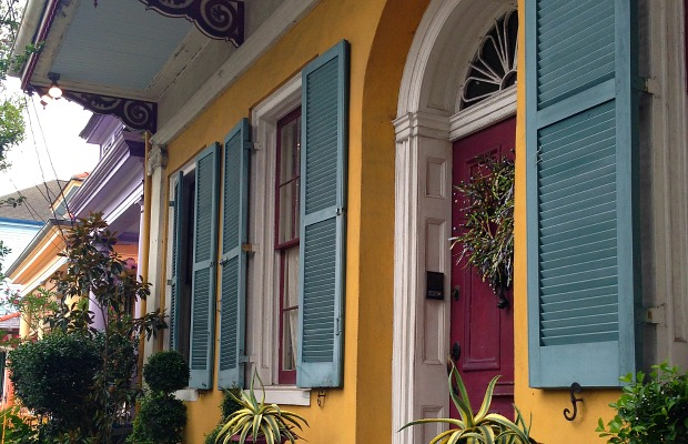 Home in Marigny, New Orleans
