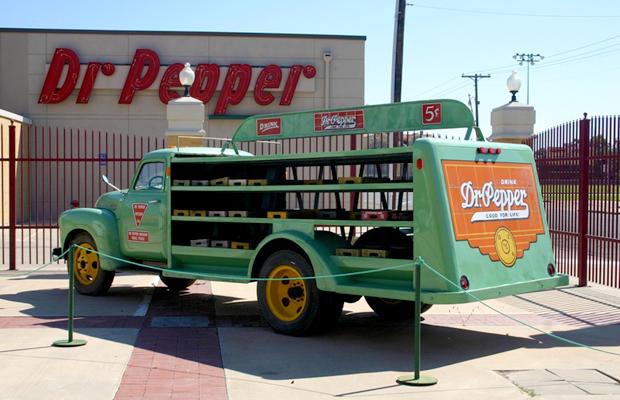 Dr Pepper Museum - Waco - Matt Howry - 620