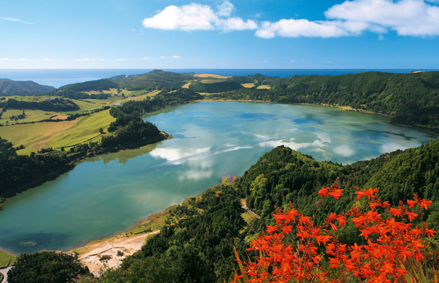 Pico do Ferro viewpoint - Furnas Lake - Azores Tourism Board - 620 - 2