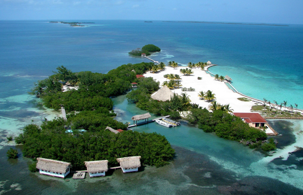 Private Islands Online - for rent - Belize - Facebook - 620