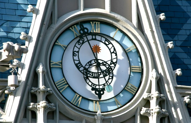 Disney World Clock