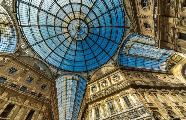 Galleria Vittorio Emmanuele - Phillipe Clabots - 620