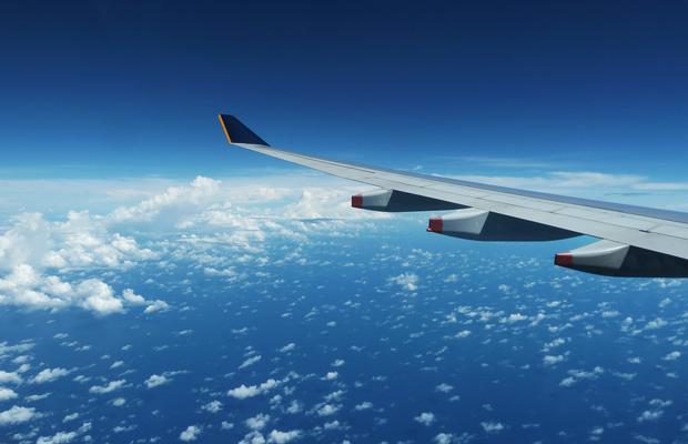 airplane view - Karl Baron - 620