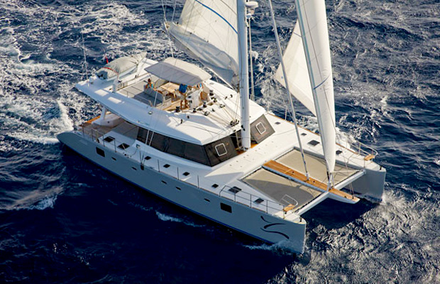 sunreef catamaran 62