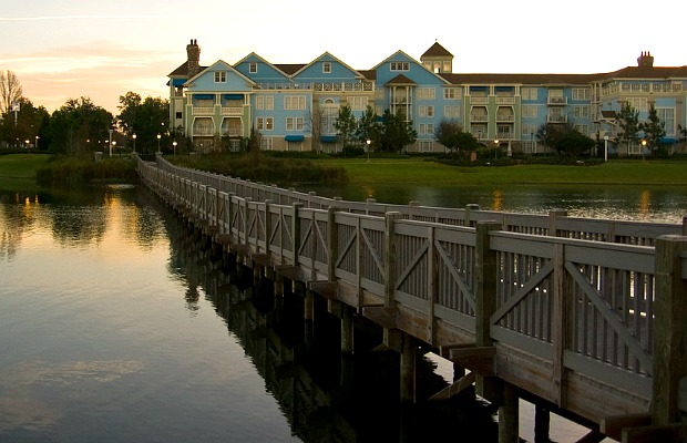 Disney Saratoga Springs Villa Resort