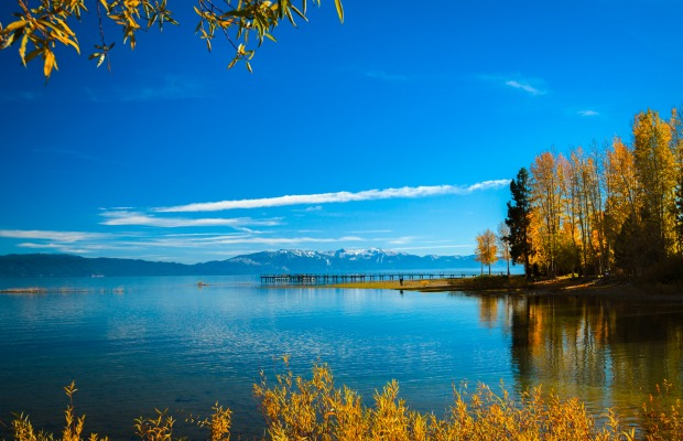 iStock/Lake Tahoe in Autumn