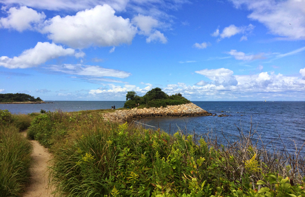 falmouth - cape cod - the knob - christine wei