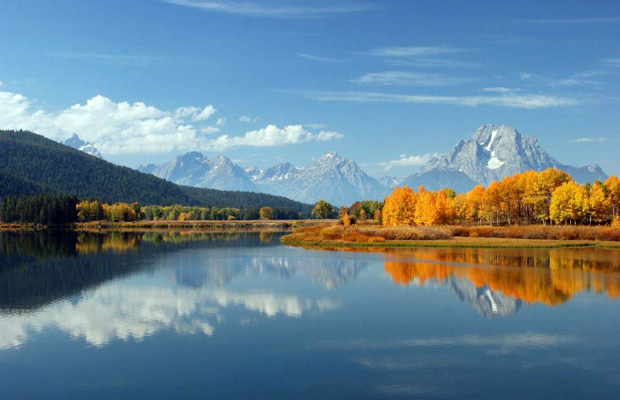 grand teton national park - oxbow bend - D. Lehle-NPS - 620