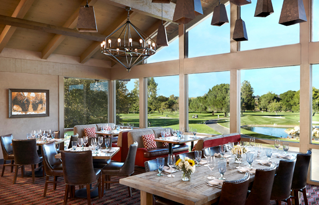 Temecula Creek Inn Restaurant via TCI