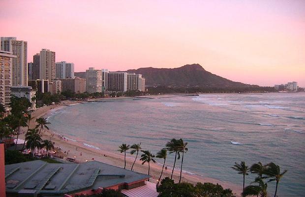 Waikiki-view