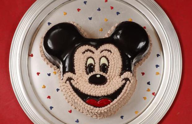 cakes - mickey - © Disney