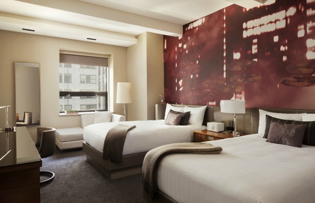 A Grand Hyatt New York