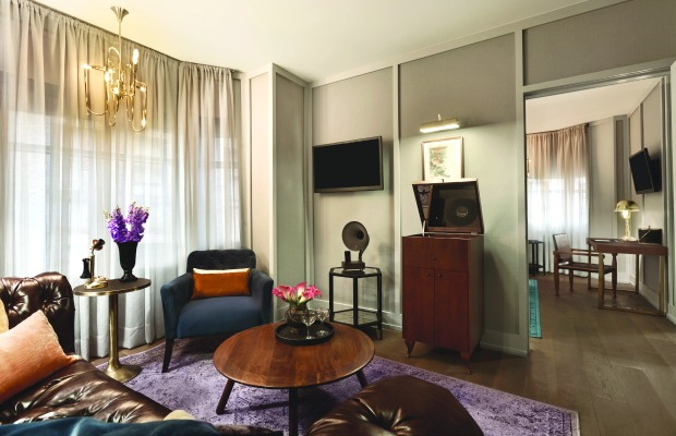 The Evelyn, A Triumph Hotel_ Executive Suite