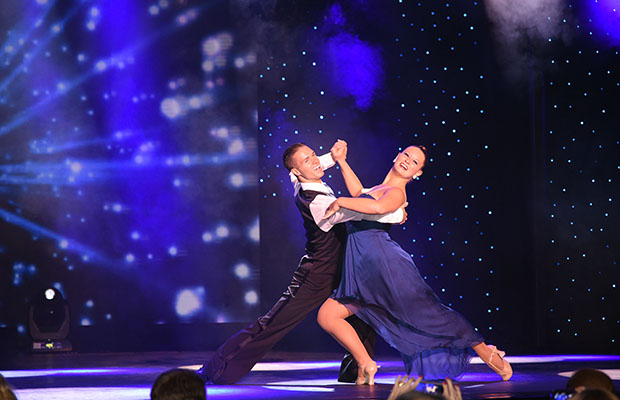 what's new entertainment on cruise ships - holland america line - dancing with the stars