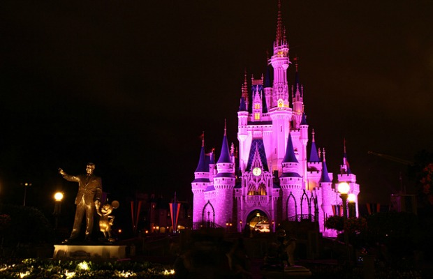 Disney World Magic Kingdom CREDIT Flickr fortherock
