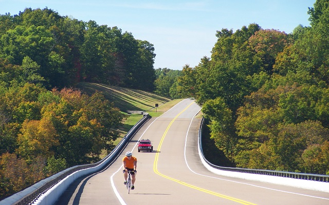Natchez Trace Parkway, a great cheap road trip