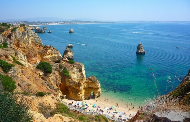 algarve, portugal, a budget and cheap travel destination