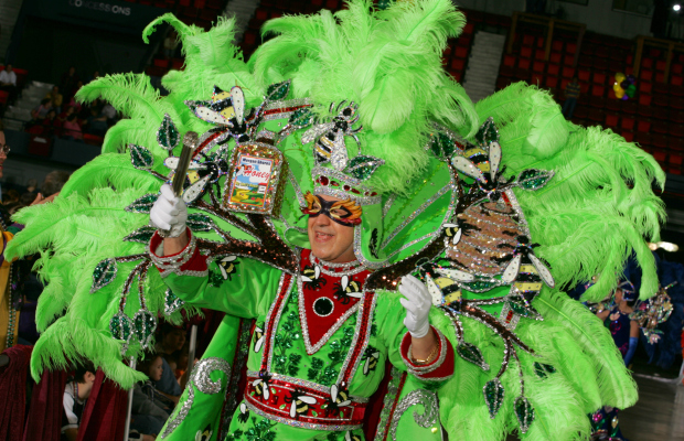 Lake Charles, Louisiana's Other Mardi Gras Spot