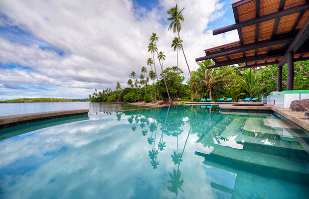 Koro Sun Resort & Rainforest Spa in Fiji