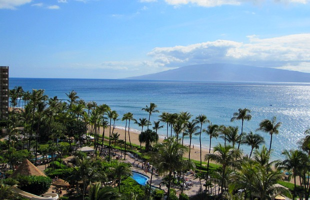 Kaanapali Coast, Maui, Hawaii