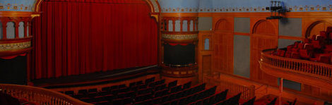 wheeler opera house, great for apres-ski in aspen