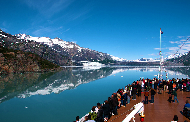 Margerie Glacier, Tarr Inlet, Alaska cruise