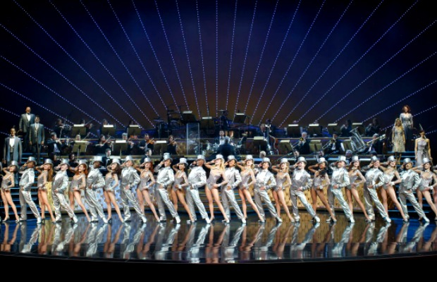 Showstoppers, one of the best shows to see in Vegas!