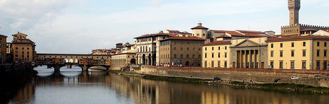girl getaways in florence, italy