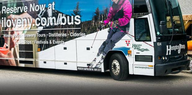 Iloveny-bus