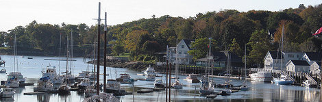 maine windjammer sailing short cruises