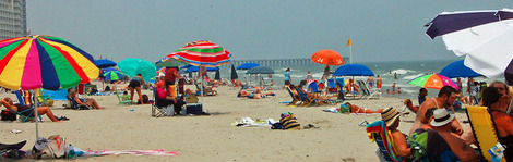 North Beach Plantation in Myrtle Beach - a great Labor Day weekend getaway