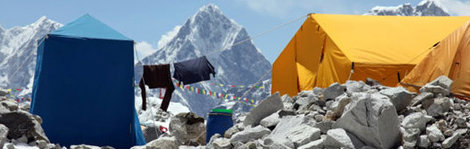himalayas in nepal, a top ecotourism destination
