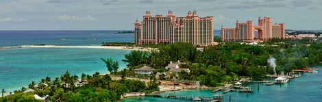 Atlantis Paradise Resort in the Bahamas (a great Labor Day weekend vacation idea)