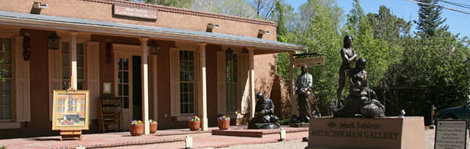 santa fe, new mexico, great quick spring getaway option
