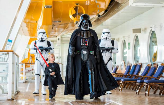 star wars day on disney fantasy cruise