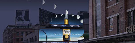 corona moon lime, new york city