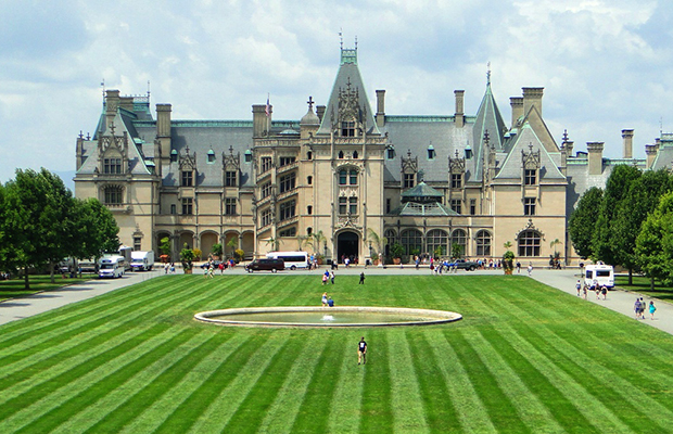 Biltmore Estate in Asheville, North Carolina
