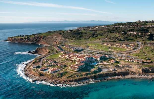620_Terranea Resort - Aerial