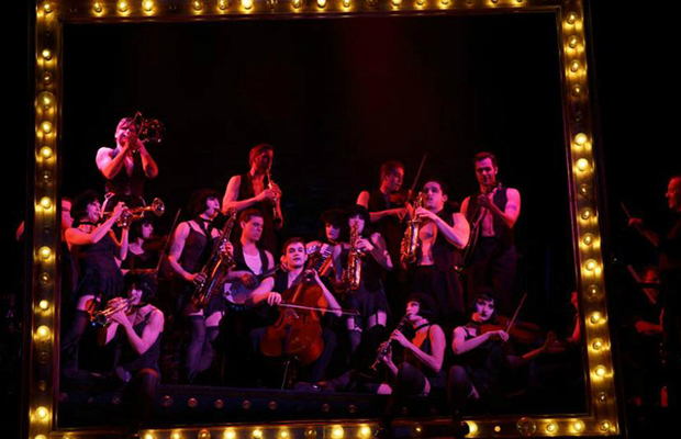 Cabaret the Musical on broadway nyc