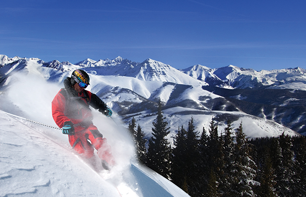 Crested Butte Mountain Resort ski and snowboard