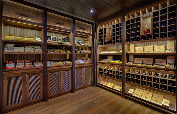 don queco cigar room punta cana