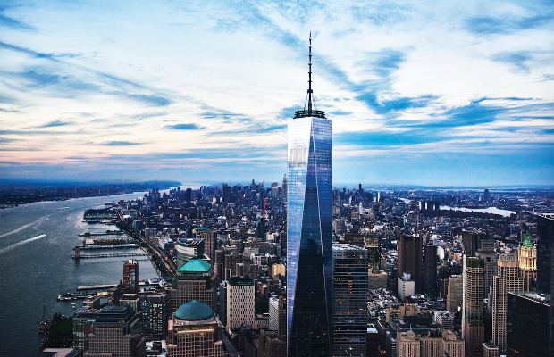 One World Trade Center Observation Deck, NYC