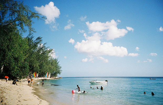 Barbados, lomo beach