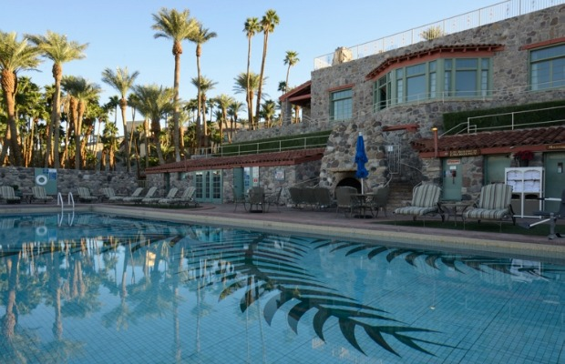 Checking In Furnace Creek Resort and Ranch at Death Valley